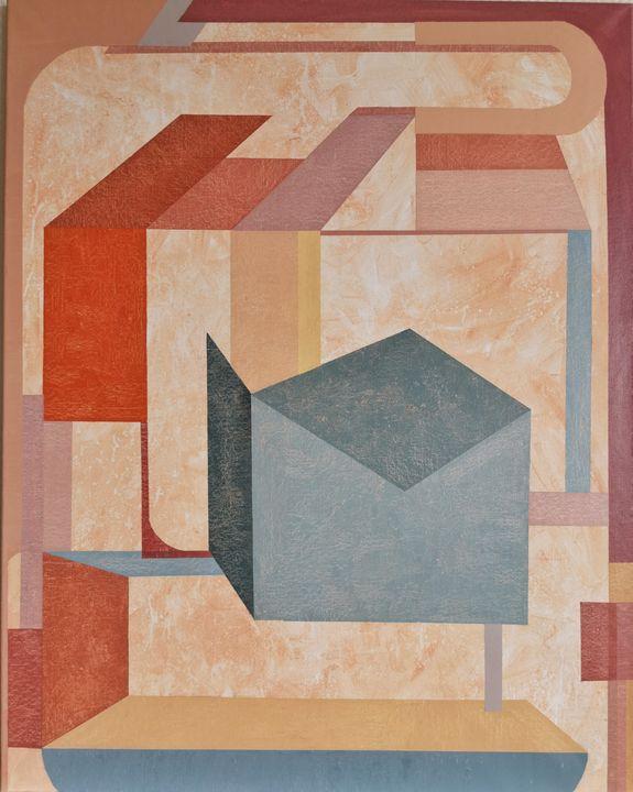 Light and Heavy Object - POLSANGI ARTWORKS