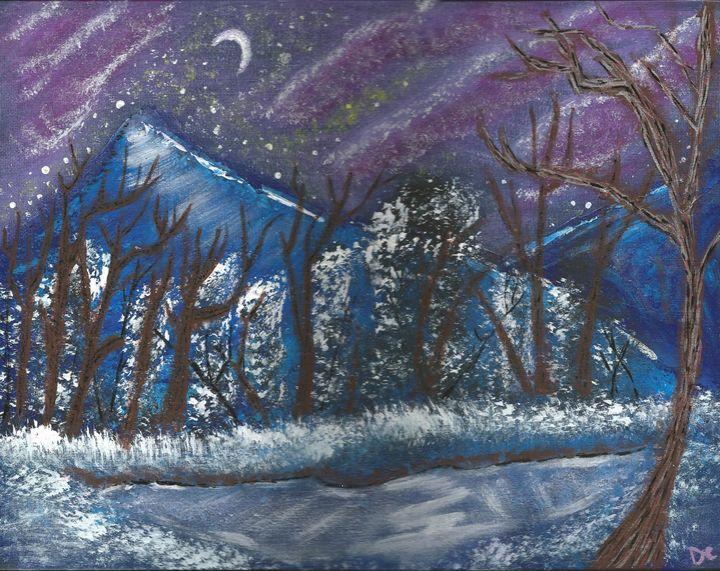 Quiet woods - Randallflagg