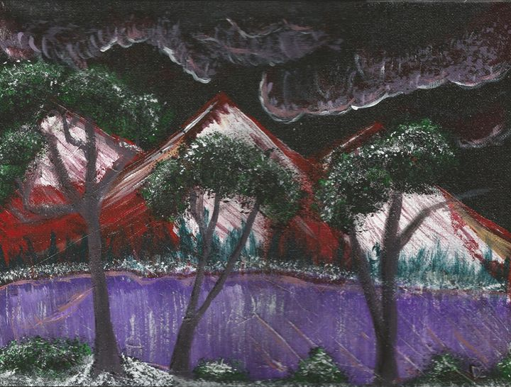 Silver Lake - Randallflagg