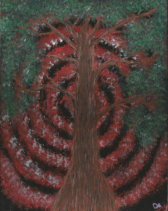 Old Red Oak - Randallflagg