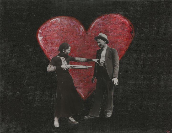 Bonnie and Clyde - Randallflagg