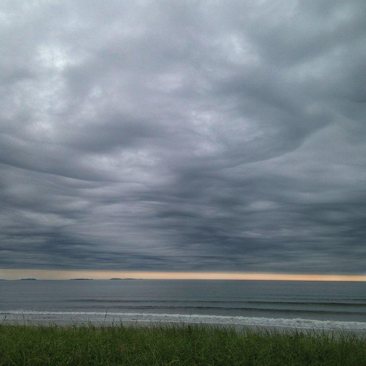 Storm Sky - Peter Carini