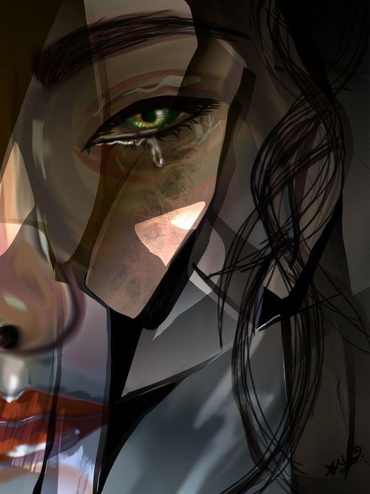 Broken. - Zahra Bilal
