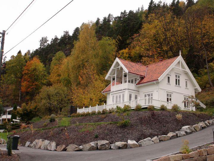 house in Norway - Spomm