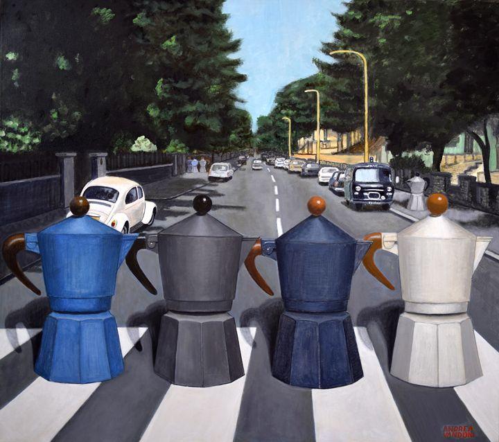 ABBEY ROAD - Andrea Vandoni