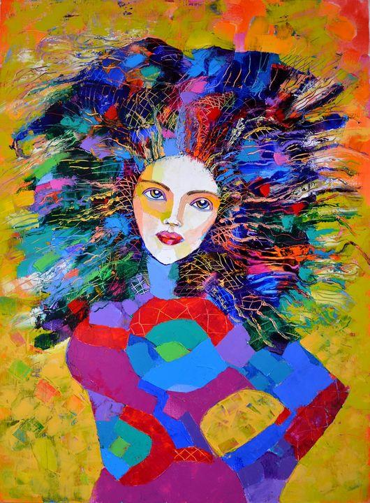 Muse - Vyara Tichkova(Vyara&Art)
