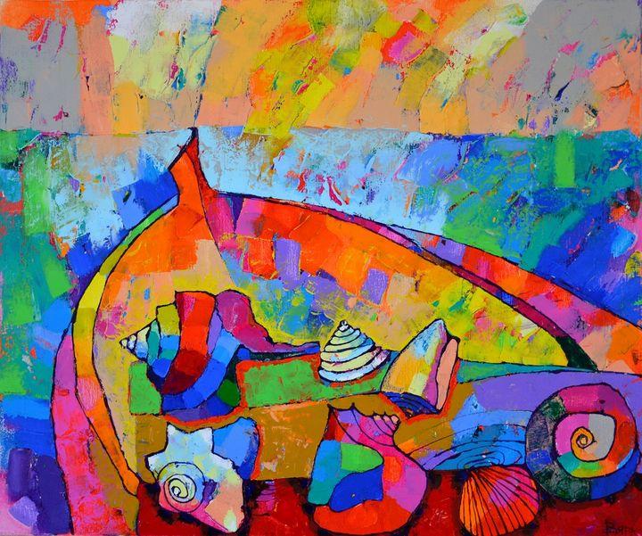Summer - Vyara Tichkova(Vyara&Art)