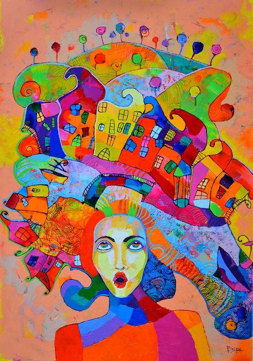 Fantasy - Vyara Tichkova(Vyara&Art)