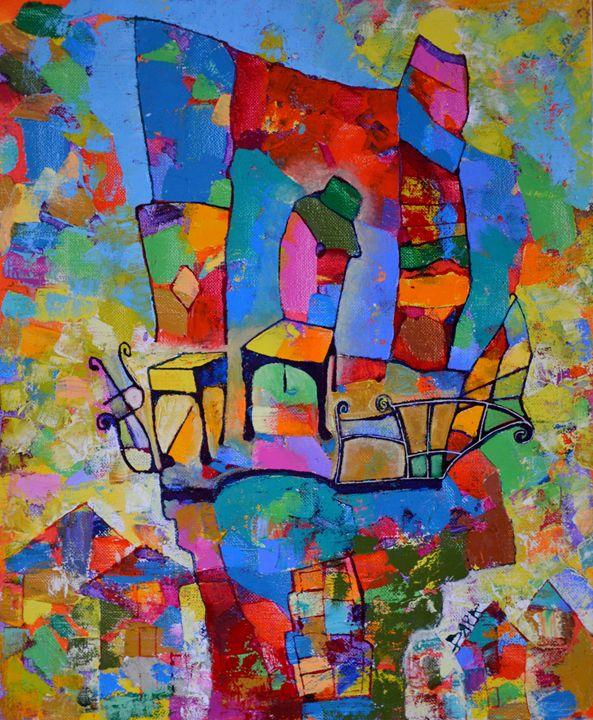 Locarno - Vyara Tichkova(Vyara&Art)