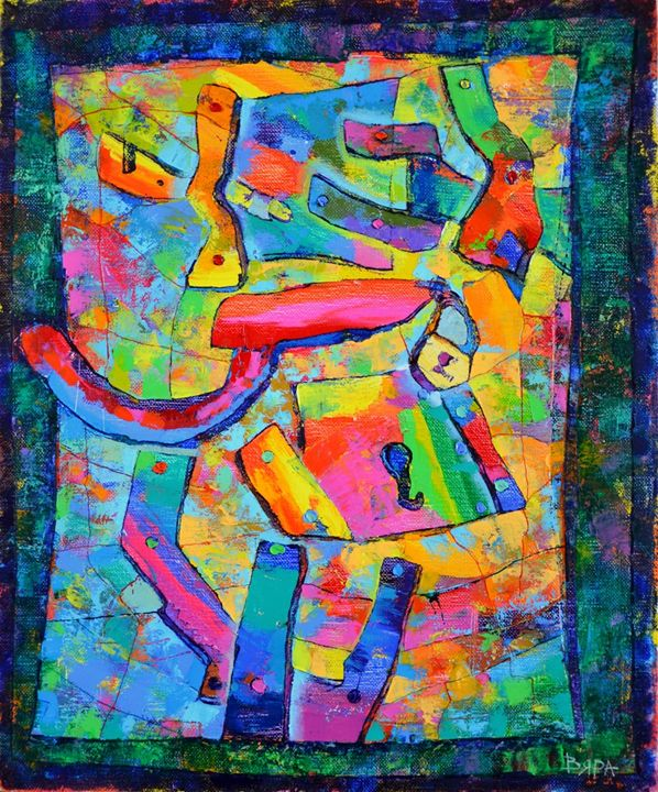 The Door - Vyara Tichkova(Vyara&Art)