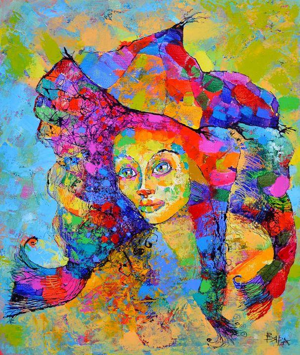 Womanliness - Vyara Tichkova(Vyara&Art)