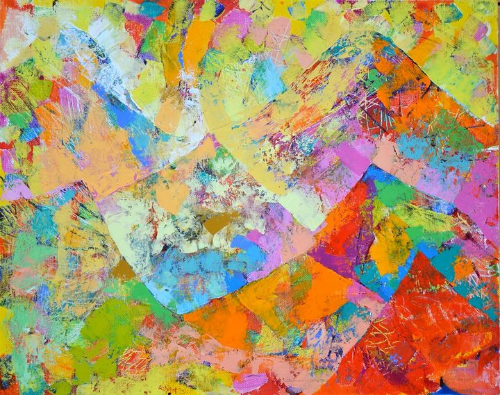 Mountains - Vyara Tichkova(Vyara&Art)