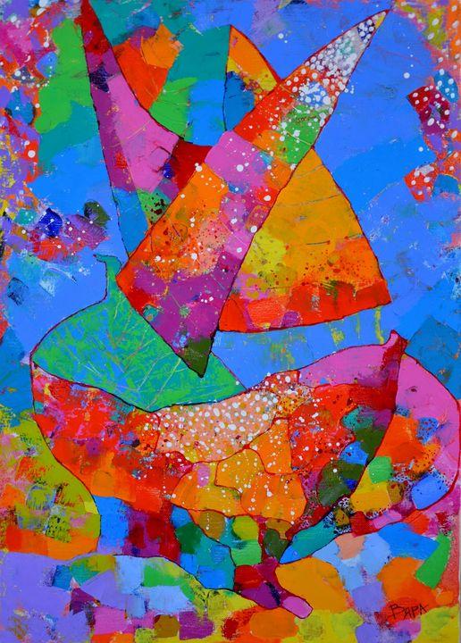 Sails - Vyara Tichkova(Vyara&Art)