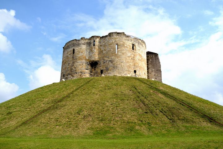 Clifford's Tower - S. Lyons Photography