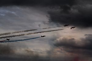 Red Arrows - Into the Storm