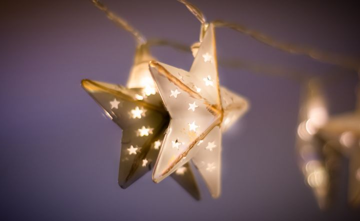 Christmas Star Light - S. Lyons Photography