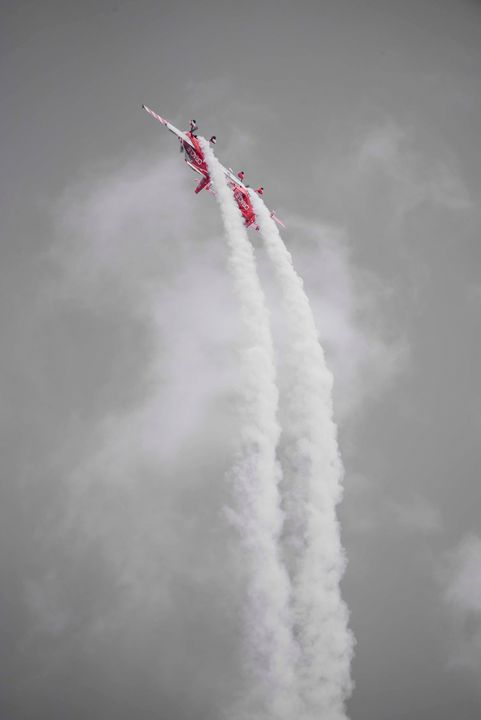 Chicago Air and Water Show - David Bearden