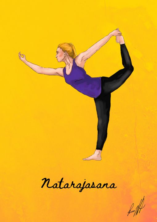 Natarajasana - Asana Tribe Yoga
