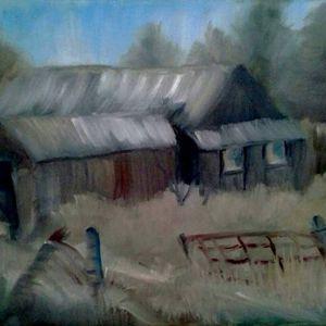Barn to explore