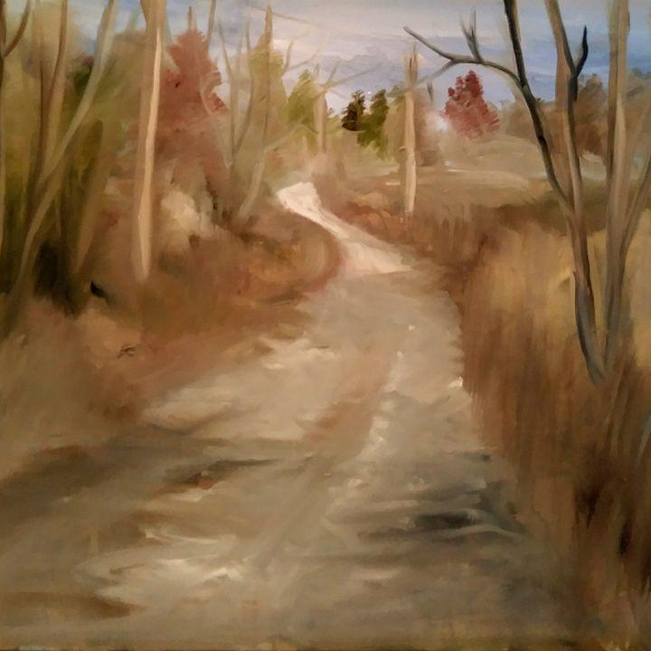 Price's Lane - Joyce Jenner Fine Art