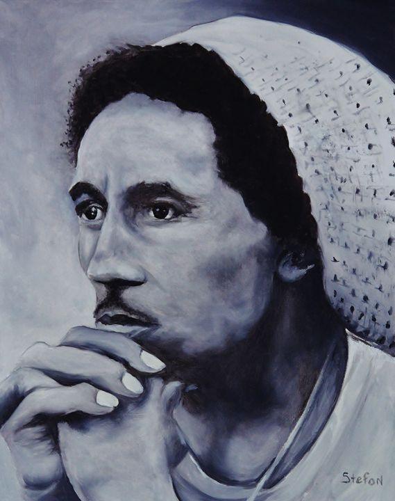 Bob Marley - Stefon Marc