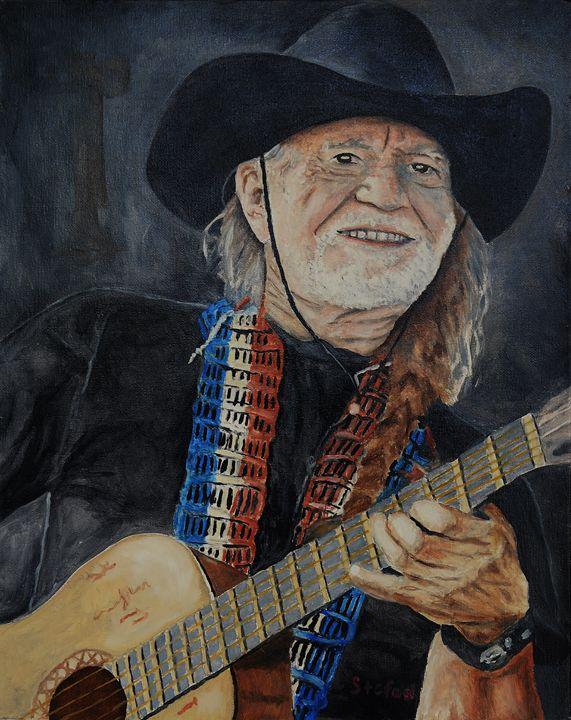 Willie Nelson - Stefon Marc