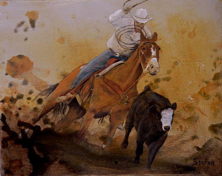The Cowboy Way - Stefon Marc