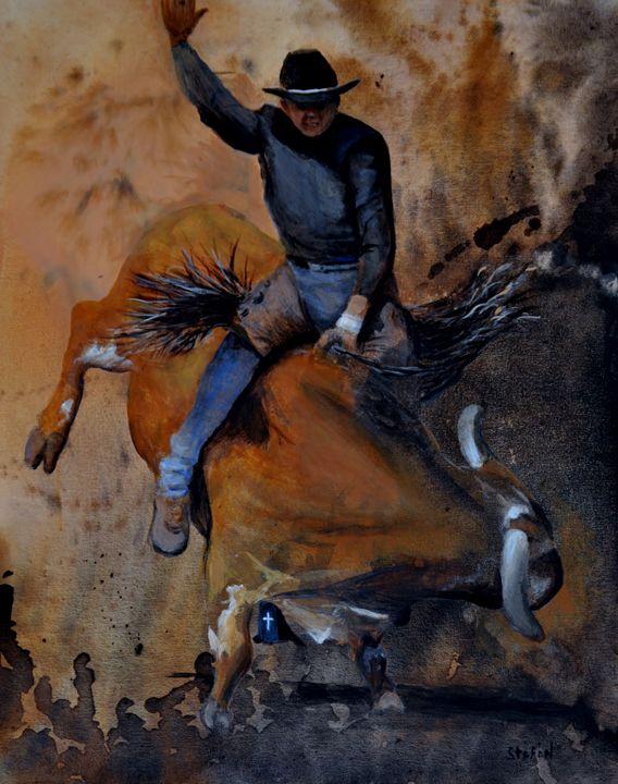 Eight Second Ride - Stefon Marc