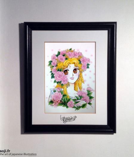 Impress Josephine - Portrait - AOJI - the Art Of Japanese Illustration