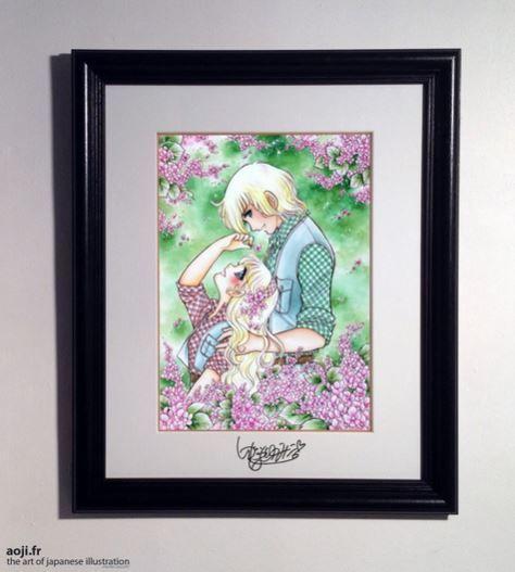 Mayme Angel - Love - AOJI - the Art Of Japanese Illustration