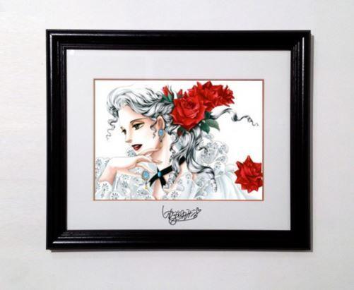 Ladies Comics Red Roses - AOJI - the Art Of Japanese Illustration