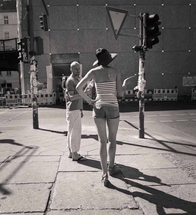Berlin, Prenzlauer-Berg: - Ron Greer Photography