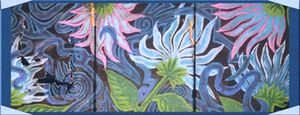 Tangled Wild Flowers - Sean David Crisci