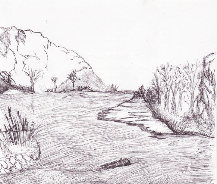 River - landscapes