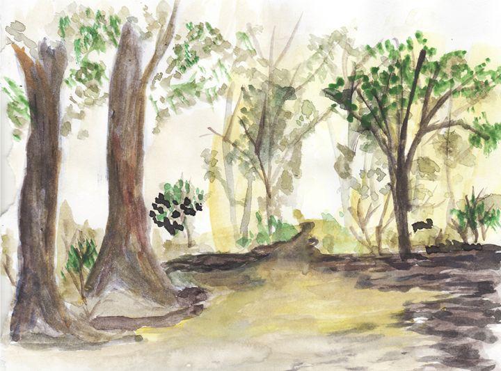 Forrest - landscapes