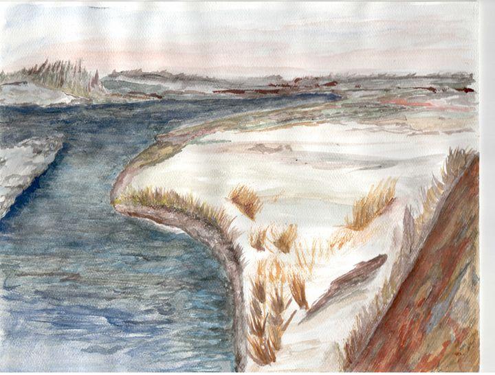 Waterside - landscapes