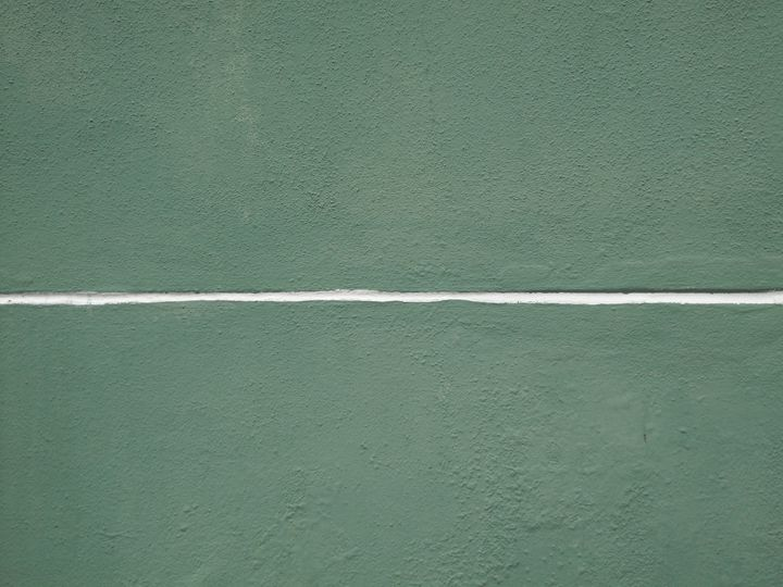 White line on green - Simon Goodwin