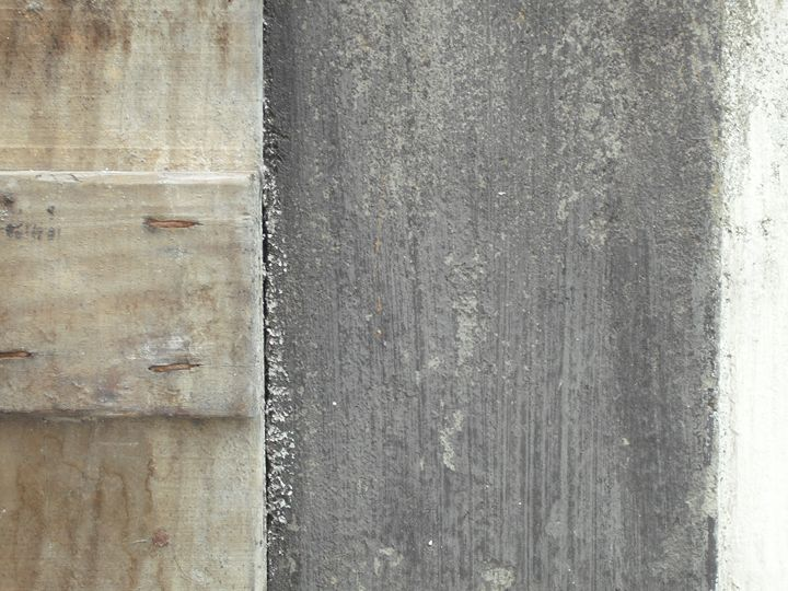 Wood and concrete - Simon Goodwin