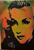 All Original Painting Marilyn Monroe