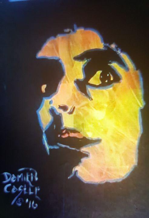 Dr. Frank N Furter #2 - Dark Castle Art