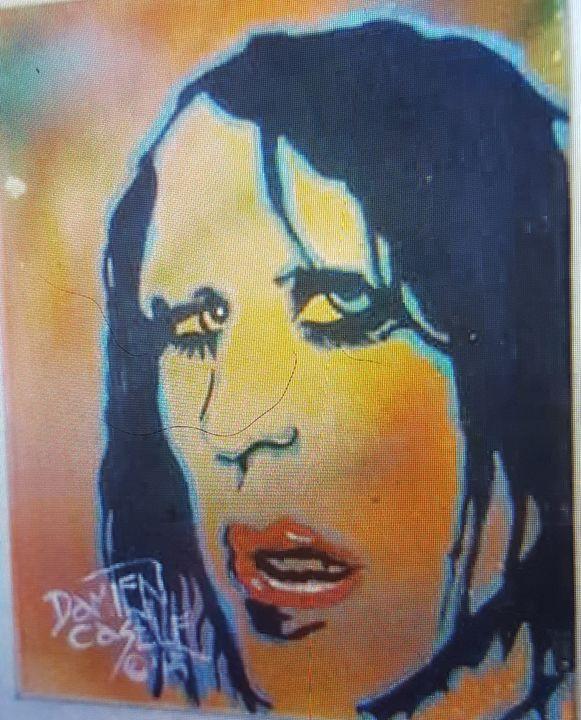 Marilyn Manson #6 - Dark Castle Art