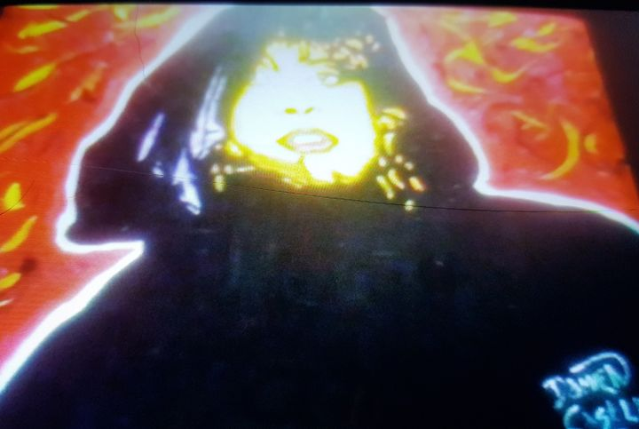 Stevie Nicks #2 - Dark Castle Art