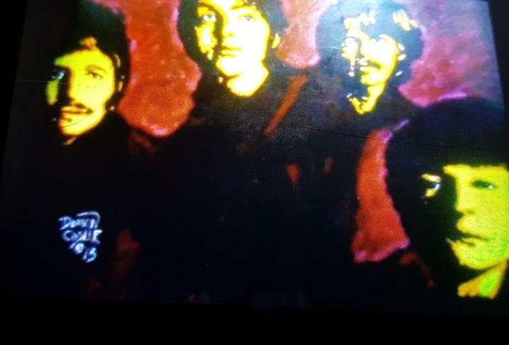 The Beatles - Dark Castle Art