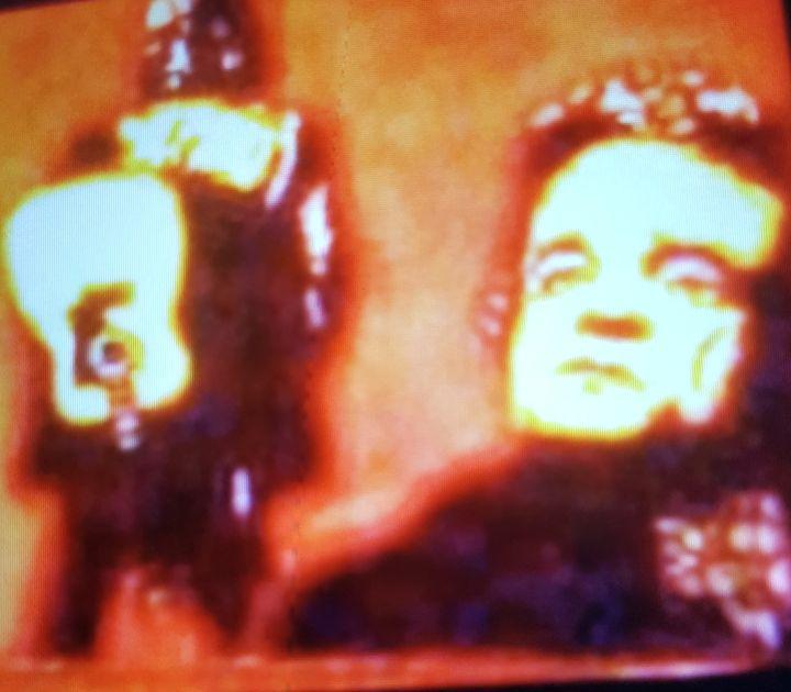 A Double Shot of Johnny Cash - Dark Castle Art
