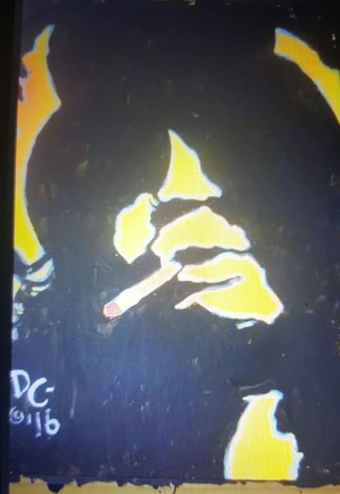 Slash #4 - Dark Castle Art