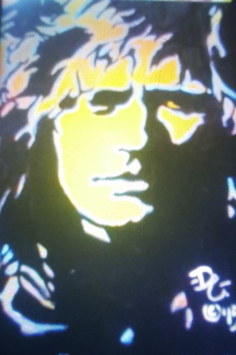 David Coverdale - Dark Castle Art