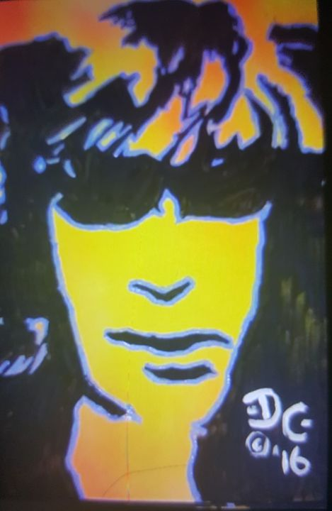 Joey Ramone #1 - Dark Castle Art