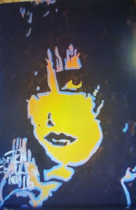 Siouxsie Sioux - Dark Castle Art