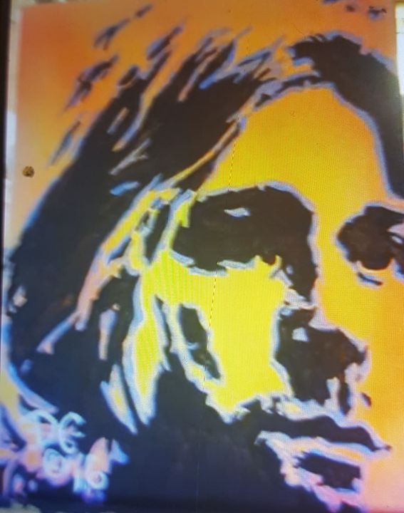 Kurt Cobain #2 - Dark Castle Art