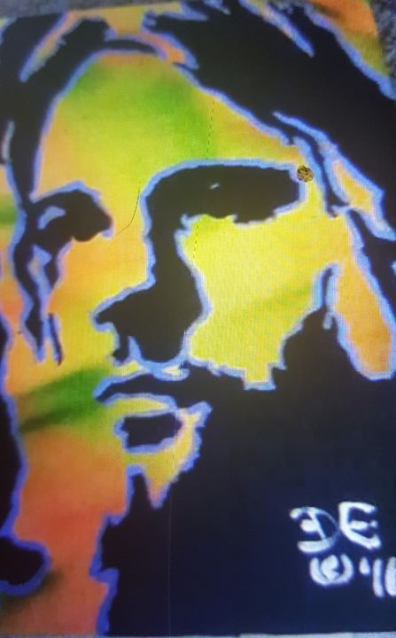Kurt Cobain #3 - Dark Castle Art
